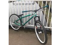 Ns suburban custom / jump bike / dirt jump / downhill / full suspension / mountain bike