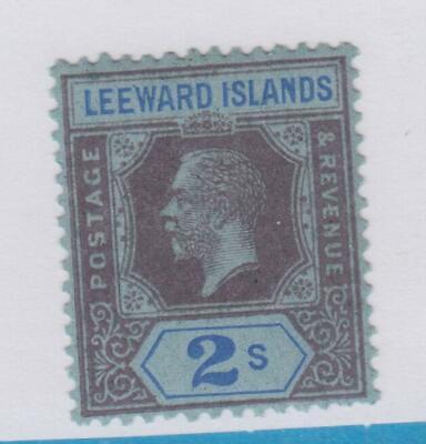 LEEWARD ISLANDS 55 MINT HINGED OG NO FAULTS EXTRA FINE  - $18.00