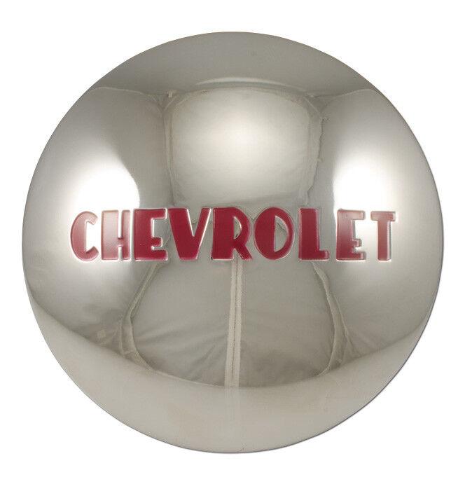 1947 1948 1949 1950 1951 1952 1953 Chevy Truck Hubcap - 1/2 Ton - Each