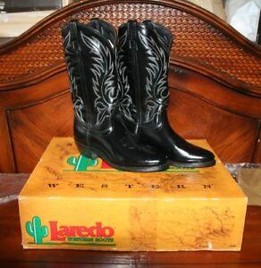 Laredo Women's Cowboy Boots, Size 6.5  - New in Box