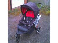O baby sport XI tandem buggy