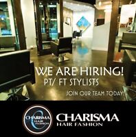 LICENSED STYLISTS WANTED!