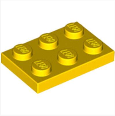4112289 /_LEGO Technic Lever 3x3m 32056 Lot of 3 /_Bright Yellow 90°