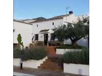Country Property Cortijo in Andalucia, Spain with pool.