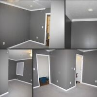 ✦ Affordable Interior Painting ✦ Professional Quality Results ✦