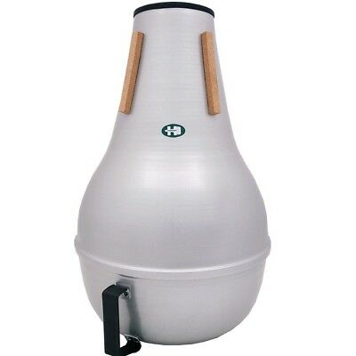 (Tuba Bass Mute by Hopkins Free Carry Bag  All Aluminium Professional Range. )