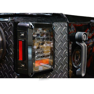 New 2007 & Up Jeep Wrangler Tail Lights