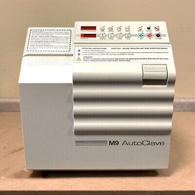 Midmark Ritter M9 Autoclave Steam Sterilizer - Refurbished