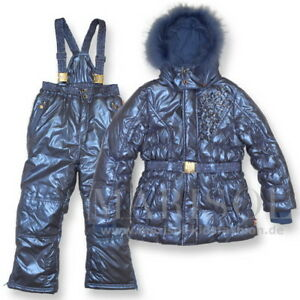 Girl-Snow Suit - Pezzo D'oro -40C rating