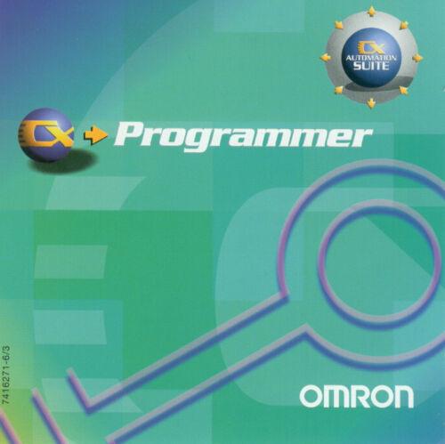 Industrial Controls PLC software OMRON CX Programmer v2.0 Bradley Direct Allen 6