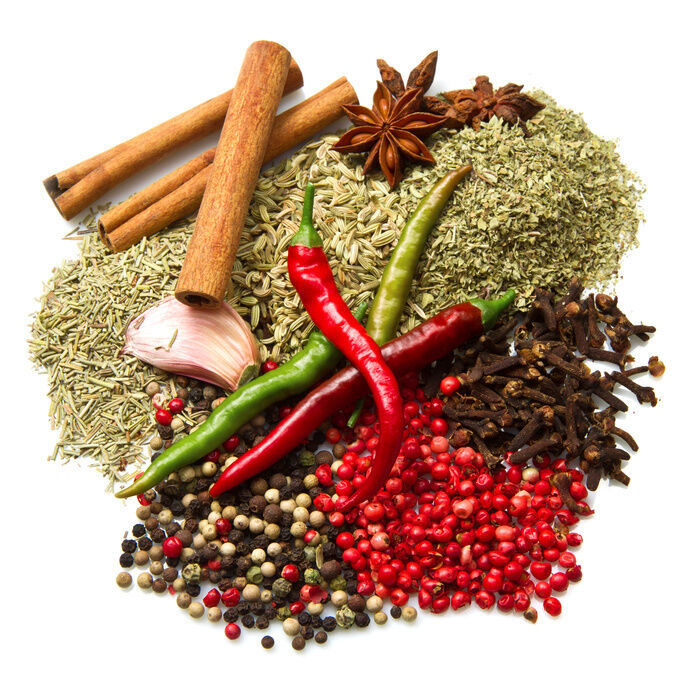 Top Winter Spices