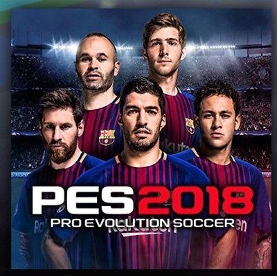 [Versione Digitale Steam] PC PRO EVOLUTION SOCCER PES 2018  *Invio KEY da email