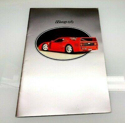 Catalogue BBurago Burago 1989 - 48 pages en très bon état - Voiture Miniature