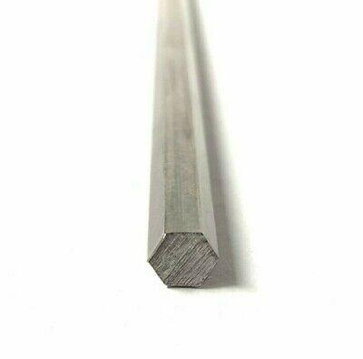 516 .3125 Stainless Steel Hex Rod Bar Hexagonal 304 6 Piece