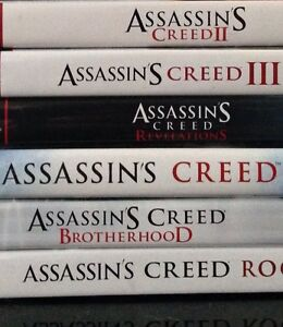 Collection assassins Creed ps3