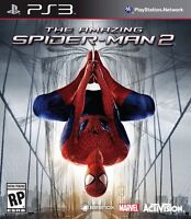 I'm looking for Spider-Man games ps3