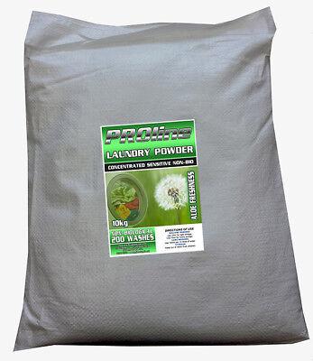 NON BIOLOGICAL Washing Powder 200 Wash 10kg Detergent