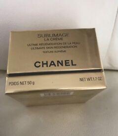 CHANEL Sublimage La Creme Texture Supreme 50g sealed