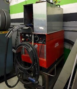 CANOX WELDER FOR SALE