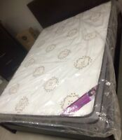 NEW Double Thick Pillow-top Mattress Only $350!!
