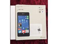 Brand new sealed Microsoft lumia 950 dual sim unlocked rrp £560