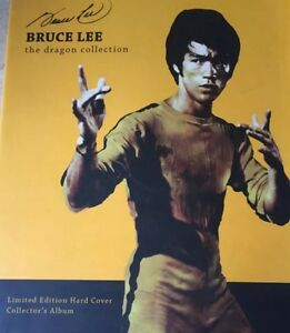 Bruce Lee 'The Dragon' DVD collectors set Rowville Knox Area Preview