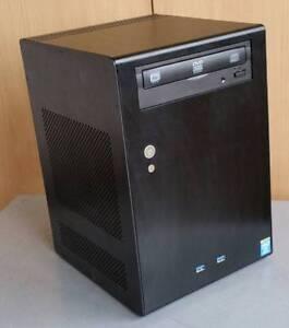 New MiniITX desktop, i7-4790 3.6GHz/8Gb/HDD 1Tb Woollahra Eastern Suburbs Preview