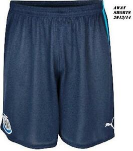 NEWCASTLE UNITED 2013/14 AWAY SHORTS,TAGS/PACKET.XL BOYS