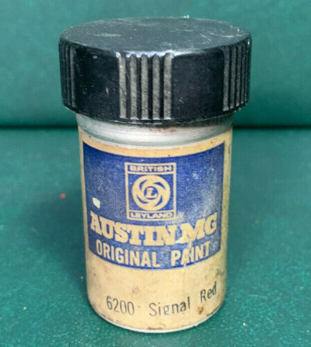 Original British Leyland Touchup Paint