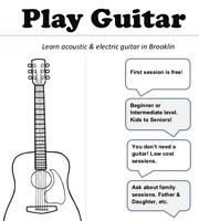 Learn Guitar in Brooklin
