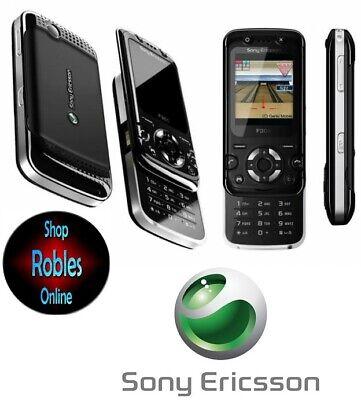 Sony Ericsson F305 Black (Ohne Simlock) 2,0MP Motion Gaming 3D-Spiele Neuwertig comprar usado  Enviando para Brazil
