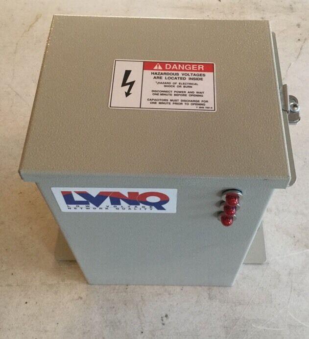 ABB 480VAC 5.0 KVAR 3PH 60HZ Indoor Capacitor C484D5-3FI