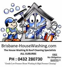 External House Washing & Roof Cleaning Services Brisbane Region Preview