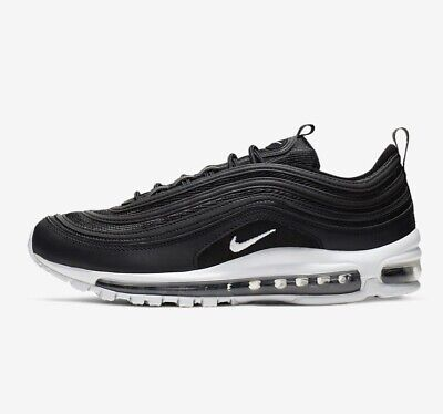 "NEW Nike Air Max 97 ""Black/White"" 100% Authentic 921826-001"