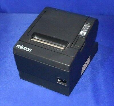 Microsepson Tm-t88iii Thermal Printer Micros Idn Interface - W Warranty