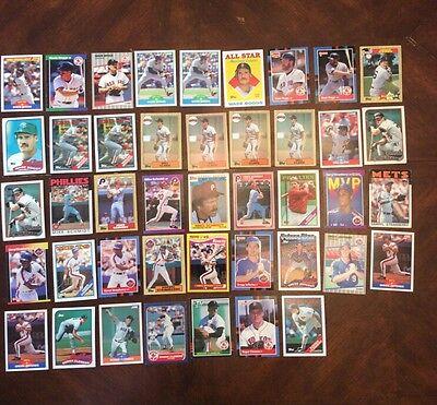 Mlb Baseball Card Stars Lot Of 43 Cards Shoptradingcards Com