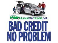 Nissan Note - Poor Credit History? No Problem!