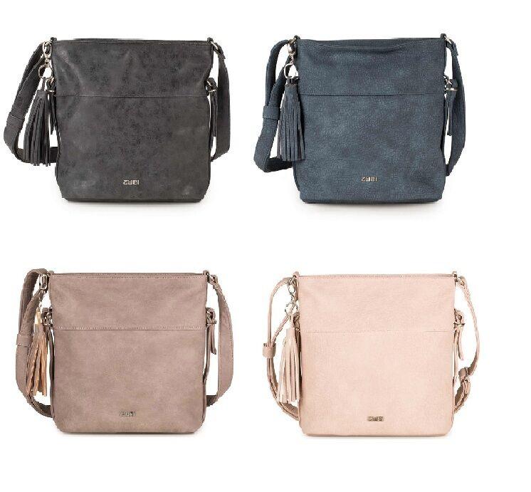 ZWEI Tasche Conny CY8 Citytasche Shopper Handtasche Damen Umhängetasche 51860