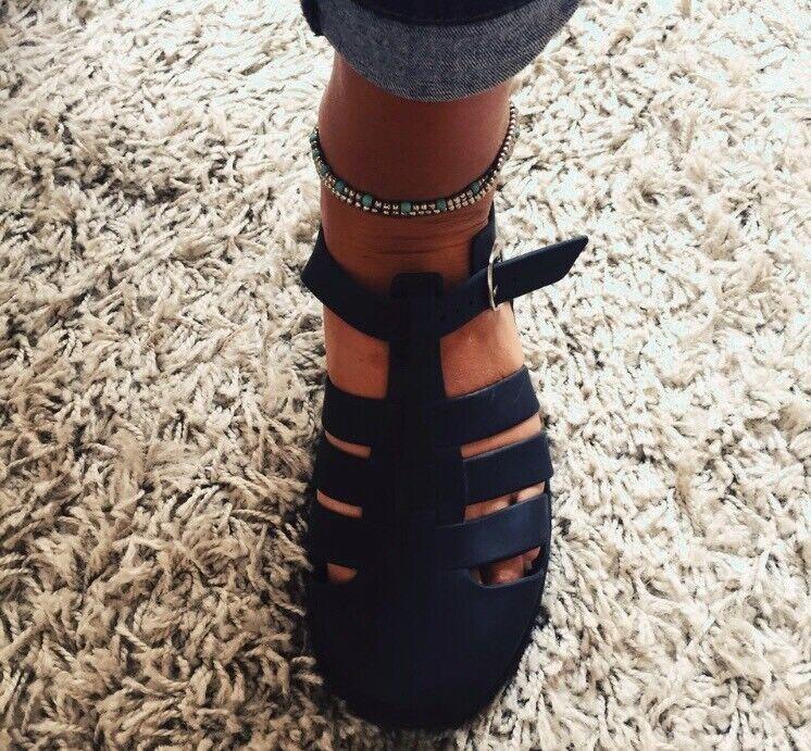05343f8ade0 ASOS matte jelly shoes size 5 | in Edinburgh | Gumtree