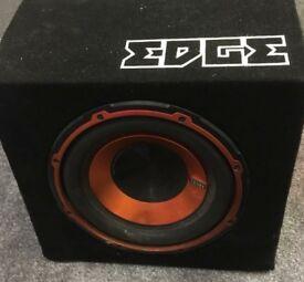 Edge subwoofer 750 Watts