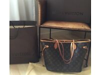 LV Neverfull Bag