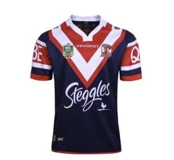 Sydney Roosters NRL 2017-18 Jersey for Men and Women FREE SHIPPING