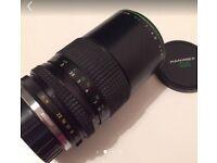HANIMEX ZOOM LENS F=80-200mm
