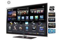 Samsung SMART TV Full HD 3D 1080p 200Hz CMR