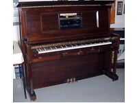 Marshall & Wendell Ampico upright Pianola