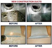 Kitchener and Area Duct Cleaning