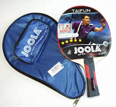 "JOOLA Tischtennisschläger ""TAIFUN"" inkl. praktischer Schlägerhülle - NEU"