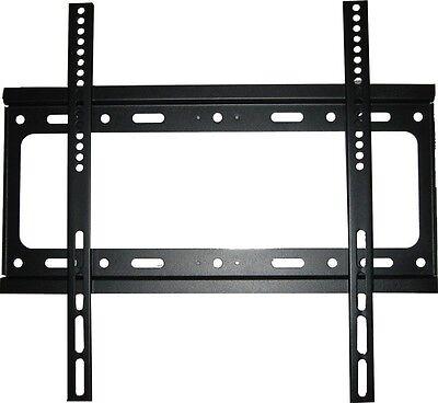 SLIM LCD LED PLASMA FLAT TV WALL MOUNT BRACKET 24 30 32 37 42 46 47 50 52 55