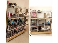 Rabbit cage/ pet cage