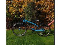 Frog 62 Kids Bike as new